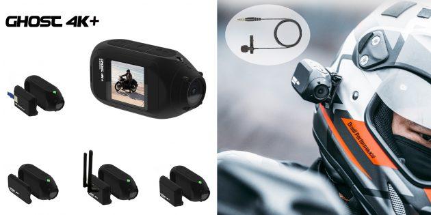 Экшн-камера Drift Ghost 4K +