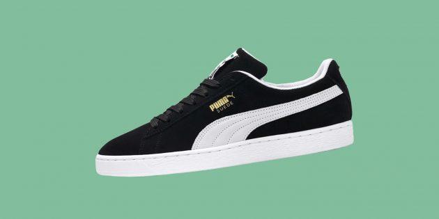 Культовые брендовые кроссовки: Puma Suede