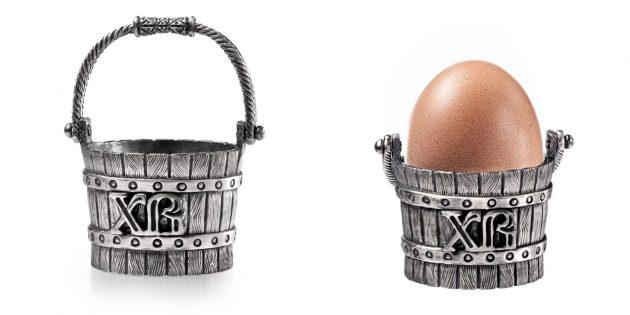 Подставка под пасхальное яйцо «Светочъ»