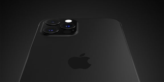 Новые рендеры iPhone 13 Pro подтвердили уменьшение «чёлки» и увеличение камеры