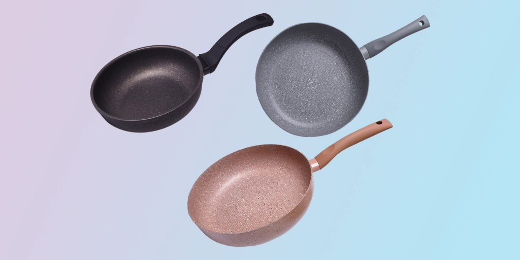 Глубокая сковородка