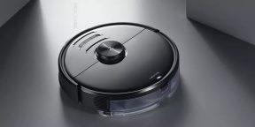 На AliExpress отдают флагманский робот-пылесос Roborock со скидкой 11 тысяч рублей