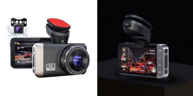 Видеорегистраторы с AliExpress: VVCAR D530