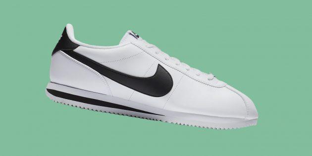 Культовые брендовые кроссовки: Nike Cortez