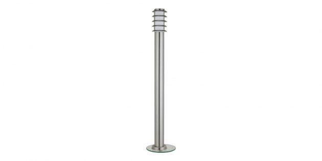 Минималистичный садовый светильник — столб