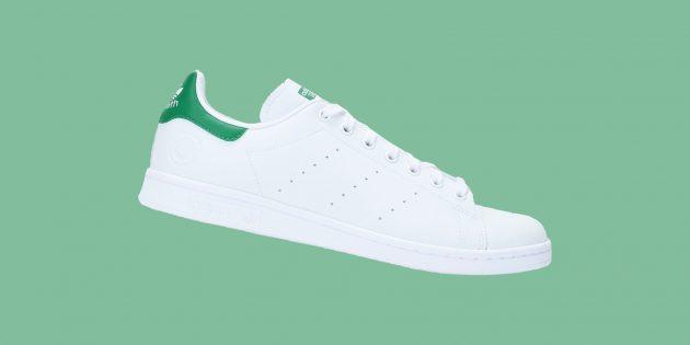 Культовые брендовые кроссовки: Adidas Stan Smith