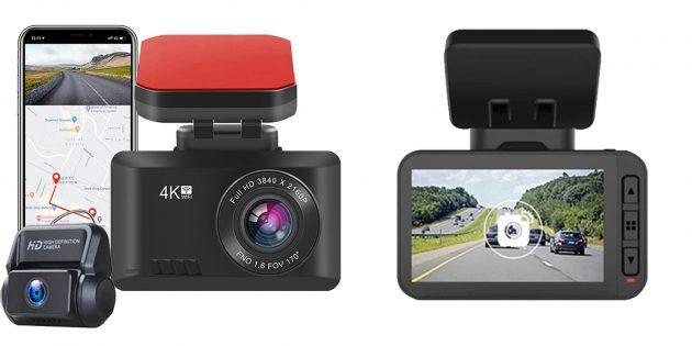 Видеорегистраторы с AliExpress: SeaMetal Dash Cam