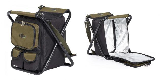 Складной стул — сумка