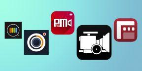 7 лучших приложений для съёмки видео на Android и iOS