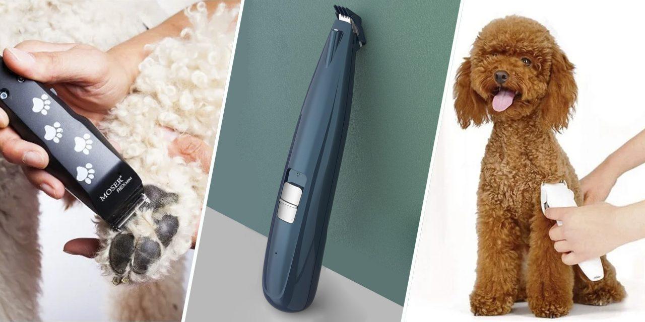 8 отличных машинок для стрижки животных