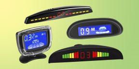 8 отличных парковочных радаров с AliExpress