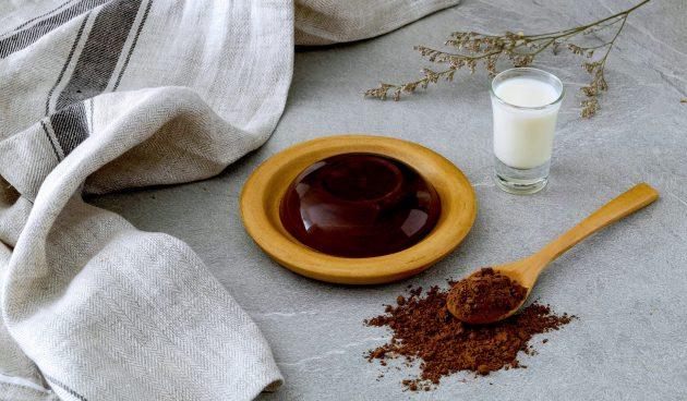 Плавленый шоколадный сыр