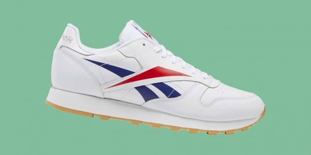 Культовые брендовые кроссовки: Reebok Classic Leather