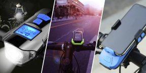 9 велосипедных фонарей с AliExpress для безопасных поездок