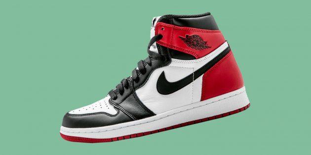 Культовые брендовые кроссовки: Nike Air Jordan