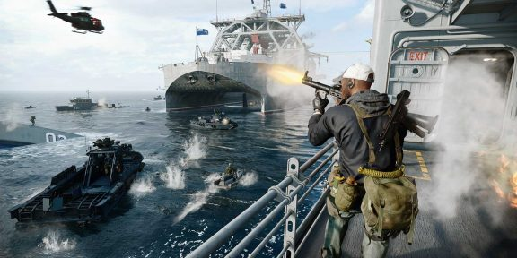 В PlayStation Store стартовала распродажа. Новую Call of Duty можно купить со скидкой 1 500 рублей