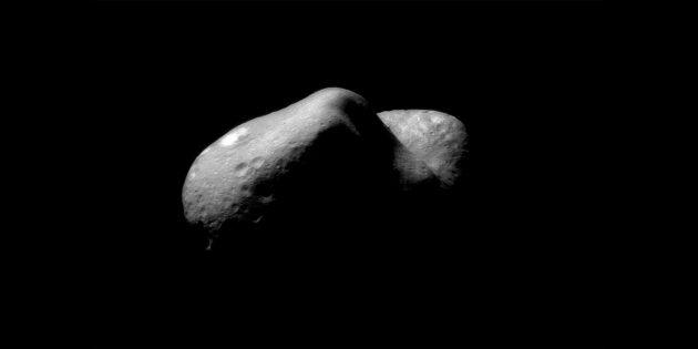 Пояс астероидов не получился из распавшейся планеты Фаэтон