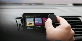 Spotify представила свой первый гаджет — это миниатюрный плеер для автомобилей