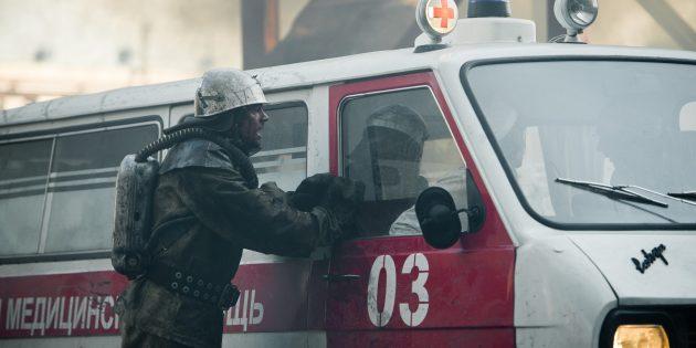 Кадр из фильма «Чернобыль»