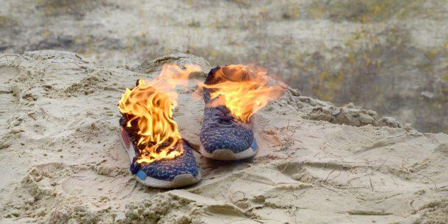 Тайны мира: самовозгорание