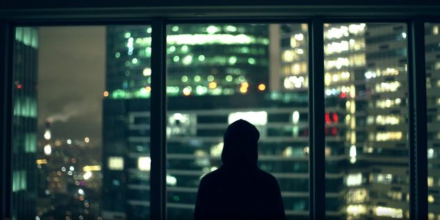 Кадр из документального фильма «Дуров»