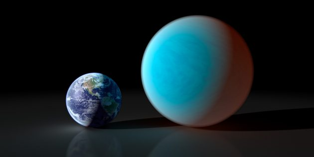 В космосе не существует гигантской планета-алмаза