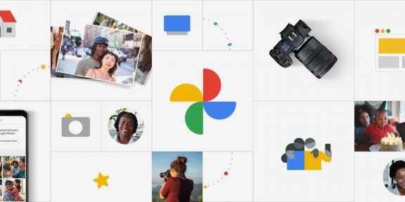 Веб-версия «Google Фото» научилась распознавать текст на снимках