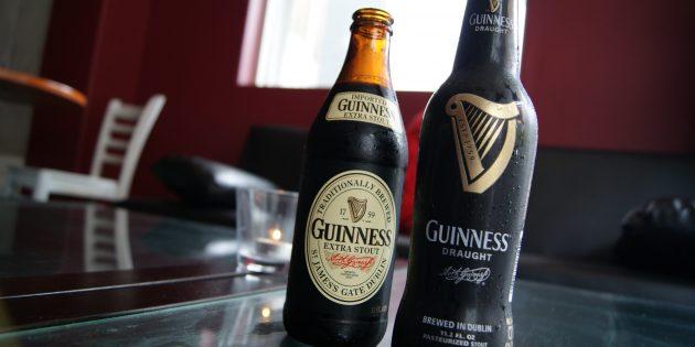 Ежегодно 162719пинт пива Guinness оседает на бородах