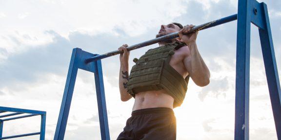 Как жилет для тренировок поможет развить силу и мощность