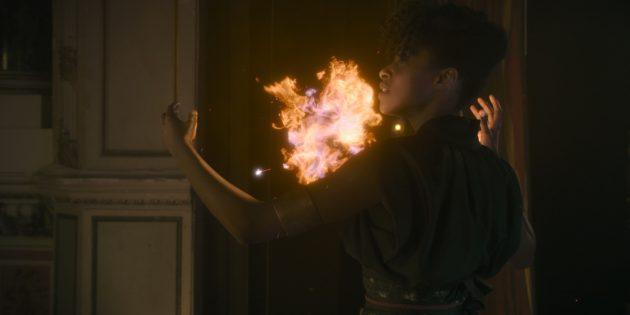 Кадр из сериала «Невероятные»