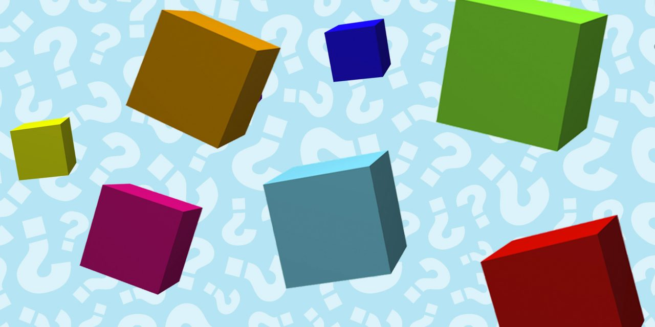 Коварная задачка про кубики, решить которую поможет смекалка