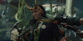 Marvel показала новый трейлер сериала «Локи» с Томом Хиддлстоном