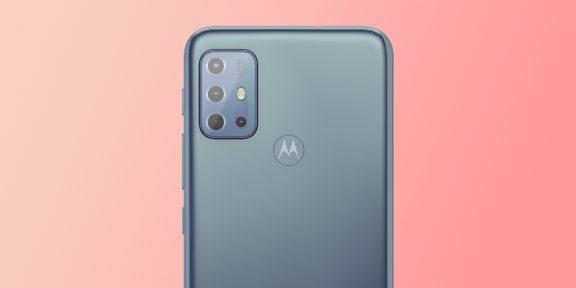 Motorola представила бюджетный Moto G20 с экраном 90 Гц и большой батареей