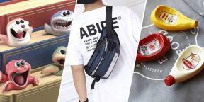 Находки AliExpress: поясная сумка, слайсер и невидимые чернила