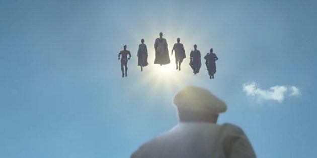 Новости кино за минувшую неделю: кадр из сериала «Наследие Юпитера»