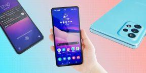 Обзор Samsung Galaxy A52 — смартфона, способного вызвать головную боль у Xiaomi
