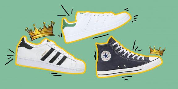 От Converse All Star до Yeezy Boost 350: 11 кроссовок, которые стали классикой