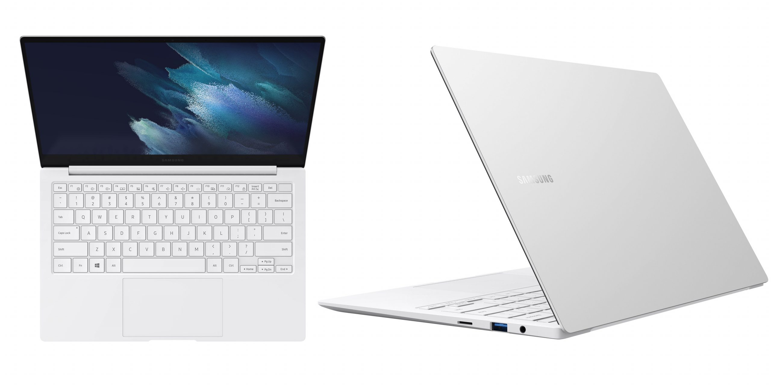 Samsung представила флагманские ноутбуки Galaxy Book Pro и Pro 360 с  OLED-дисплеями - Лайфхакер