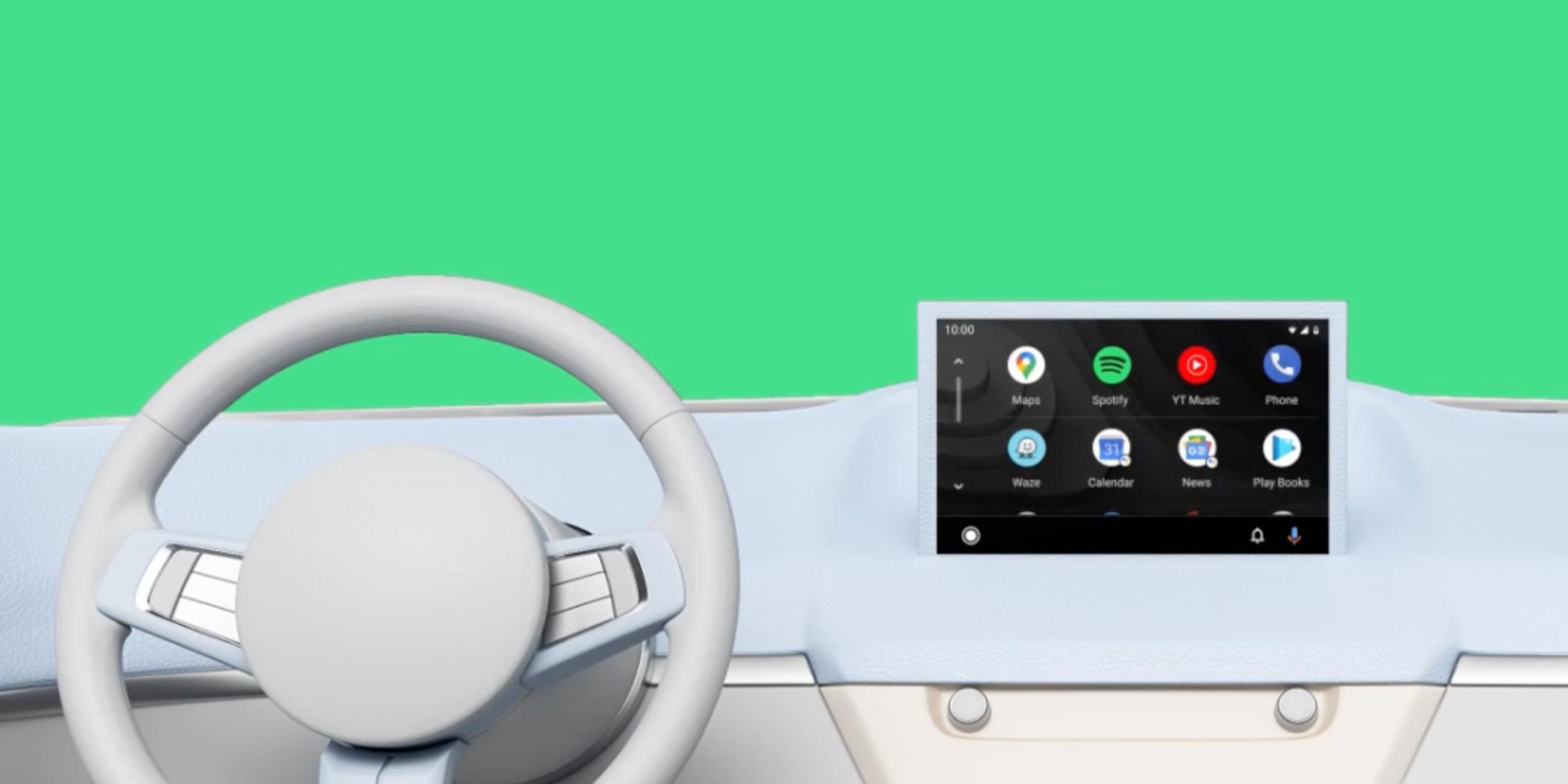 android auto навигатор