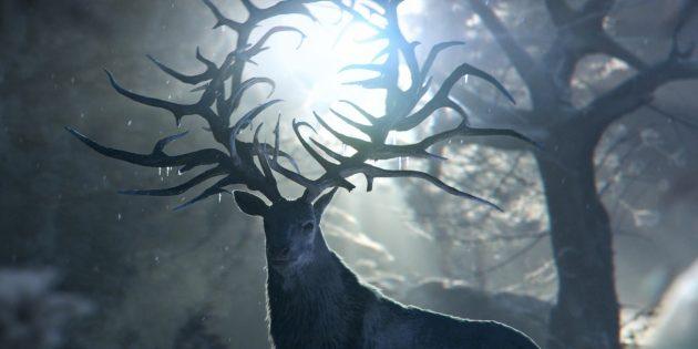 Кадр из сериала «Тень и кость»