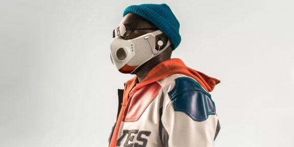 will.i.am представил Xupermask — маску с HEPA-фильтрами и наушниками с ANC