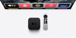 Представлена новая ТВ-приставка Apple TV 4K