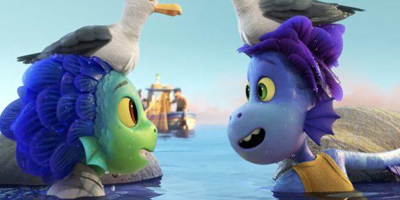 Вышел новый трейлер мультфильма «Лука» от Disney и Pixar