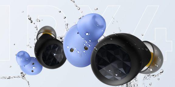 Realme представила оригинальные TWS-наушники Buds Q2 дешевле 3 000 рублей