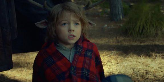 Netflix показал трейлер сериала «Sweet Tooth: мальчик с оленьими рогами» по комиксу DC
