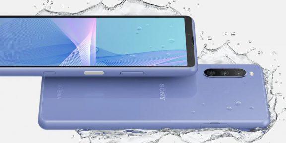 Sony представила Xperia 10 III — смартфон среднего уровня с 5G и влагозащитой