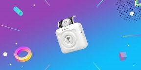 Выгодно: карманный термопринтер PeriPage всего за 2 370 рублей