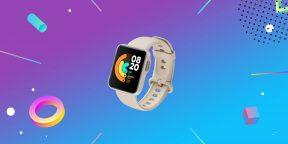 Выгодно: смарт-часы Xiaomi Mi Watch Lite за 3 814 рублей