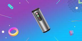 Надо брать: компактный автомобильный очиститель воздуха с функцией озонатора