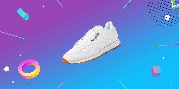 Надо брать: легендарные кроссовки Reebok со скидкой 40%